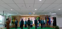Pelantikan ORMAWA Fakultas Studi Islam Universitas Muhammadiyah Riau